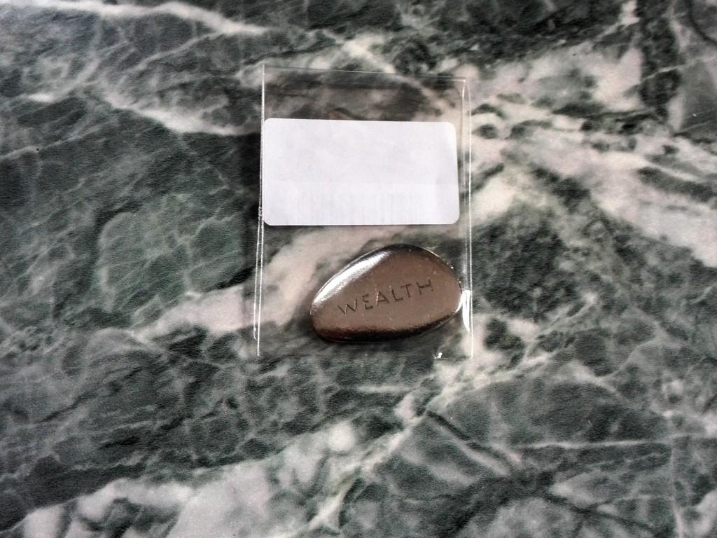東京都美術館 大英博物館展 お土産ペブル