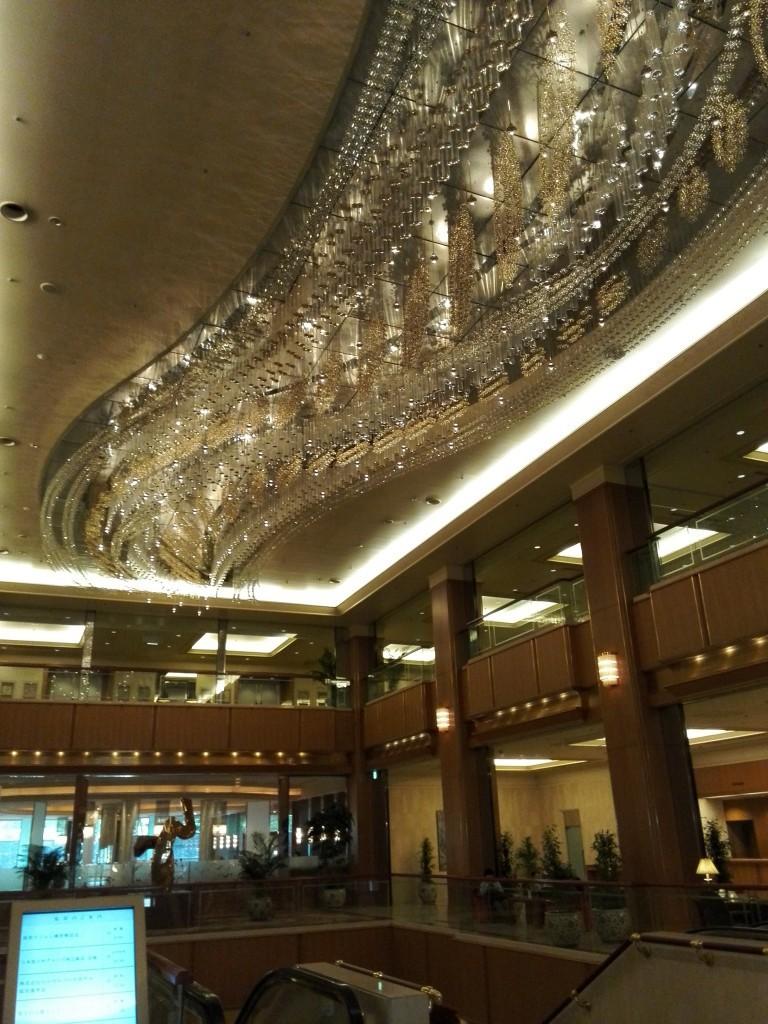 ロイヤルパークホテル内ホール