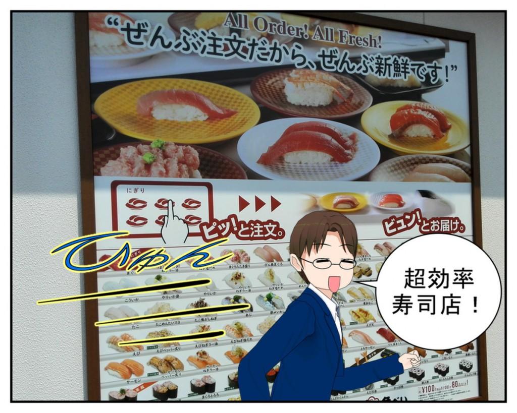 元気寿司 魚米