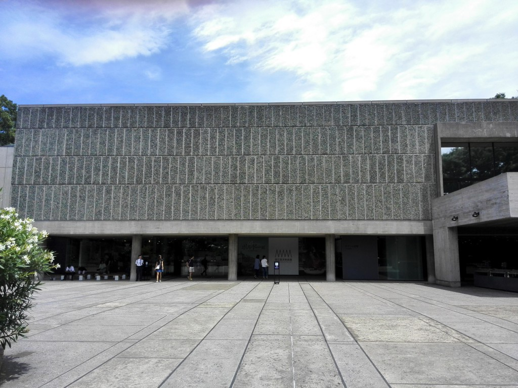 上野 国立西洋美術館
