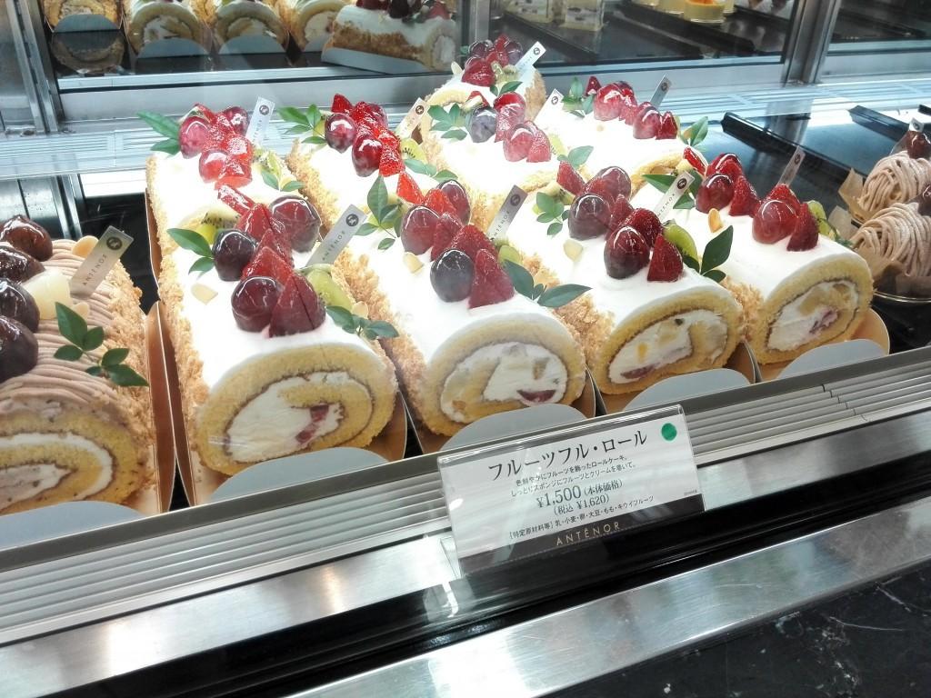 アンテノール ケーキ