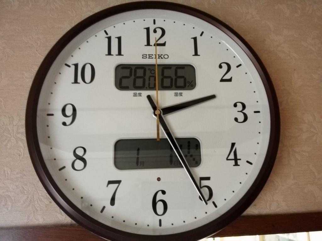 セイコー 電波時計