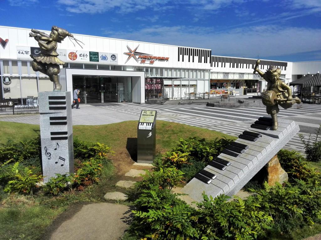 新東名高速道路下り 浜松サービスエリア