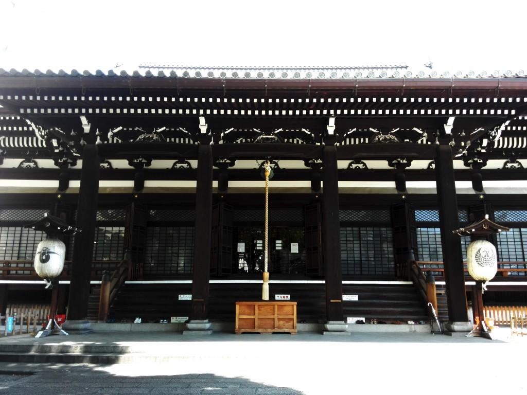 本能寺 本堂