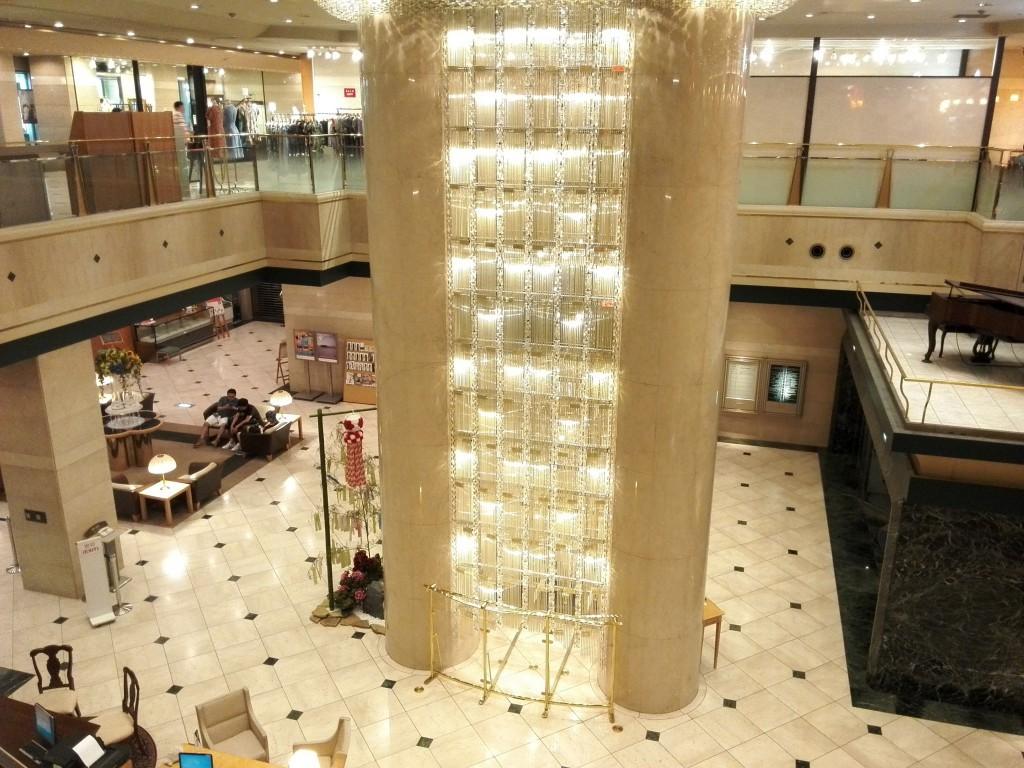 ホテル大阪ベイタワー ロビー