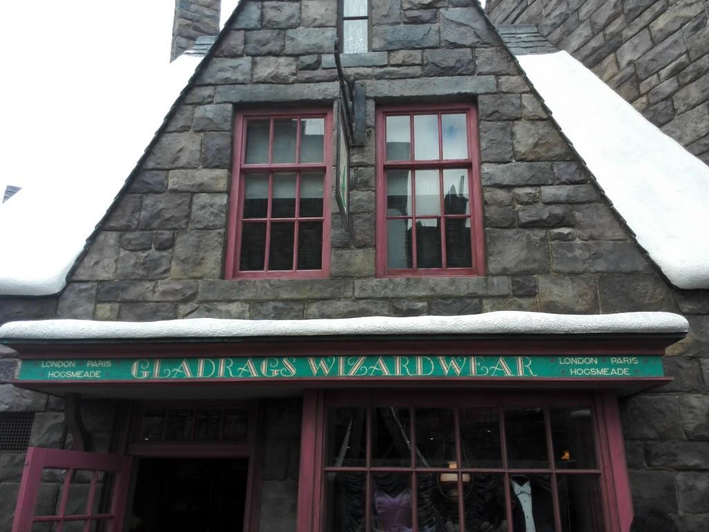 USJ ウィザーディング・ワールド・オブ・ハリー・ポッター グラドラグス魔法ファッション店
