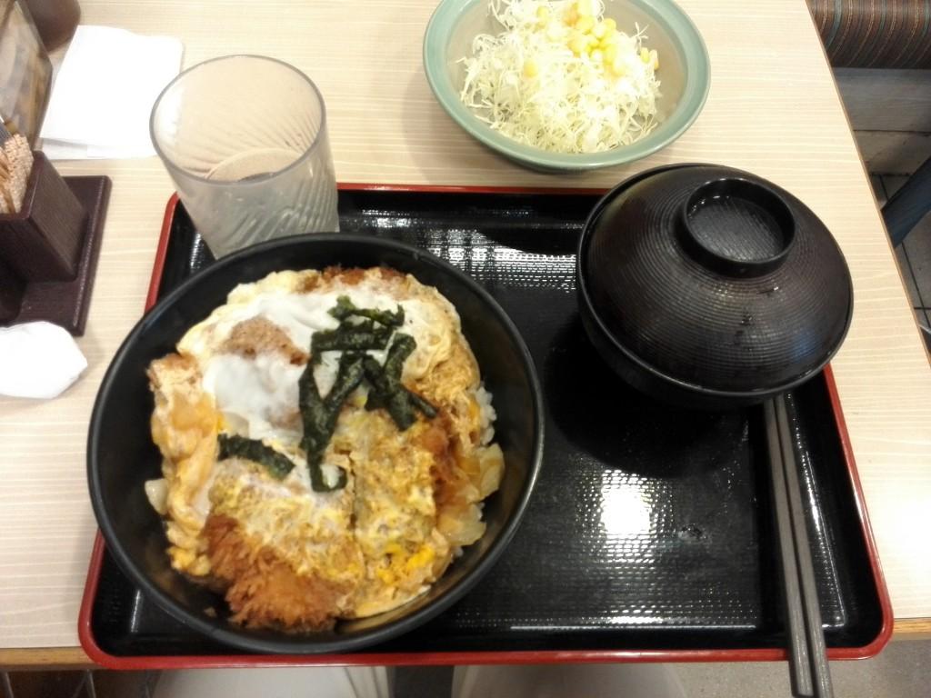 松乃家 ヒレかつ丼