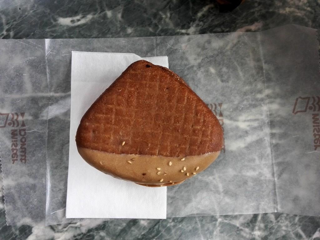 ミスタードーナッツ 焼き栗ドーナツ マロンチョコ