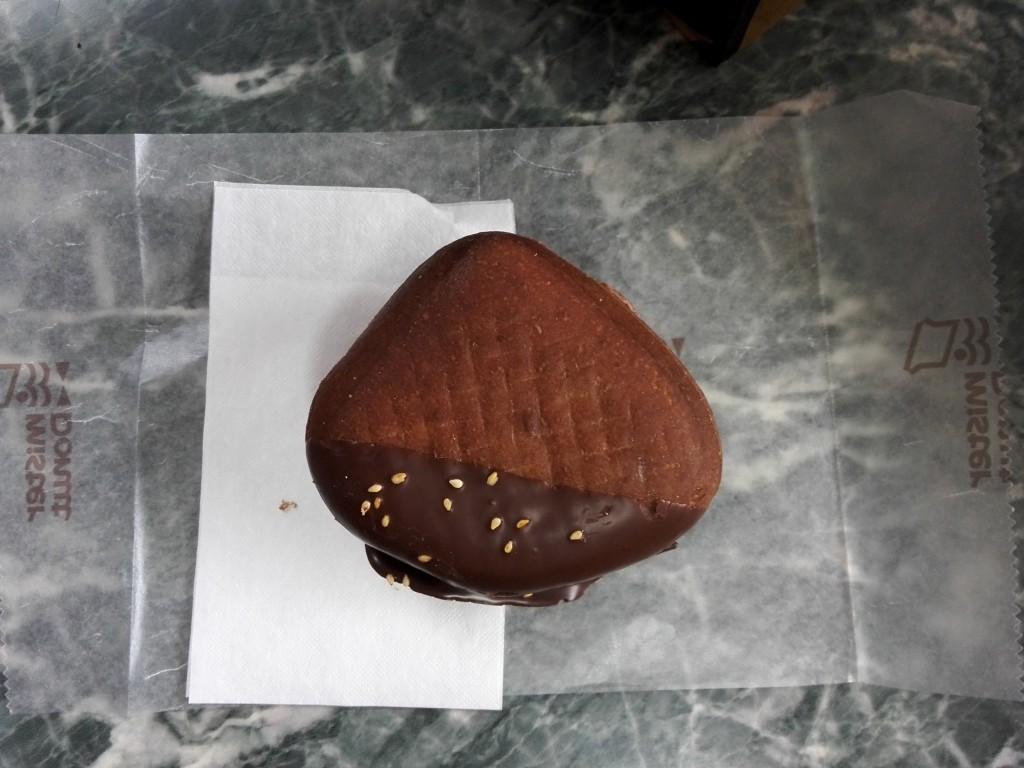ミスタードーナッツ 焼き栗ドーナツ チョコ