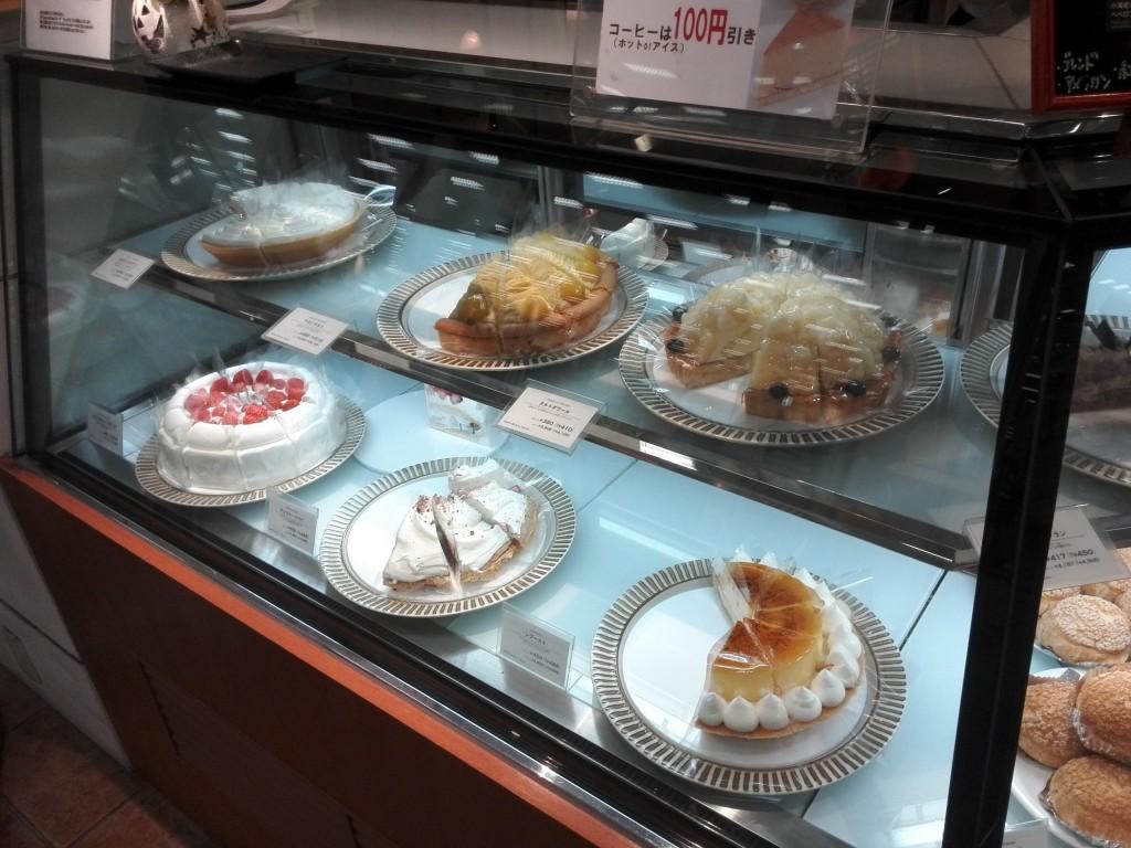 イタリアントマト イオン入間SC店 ケーキ