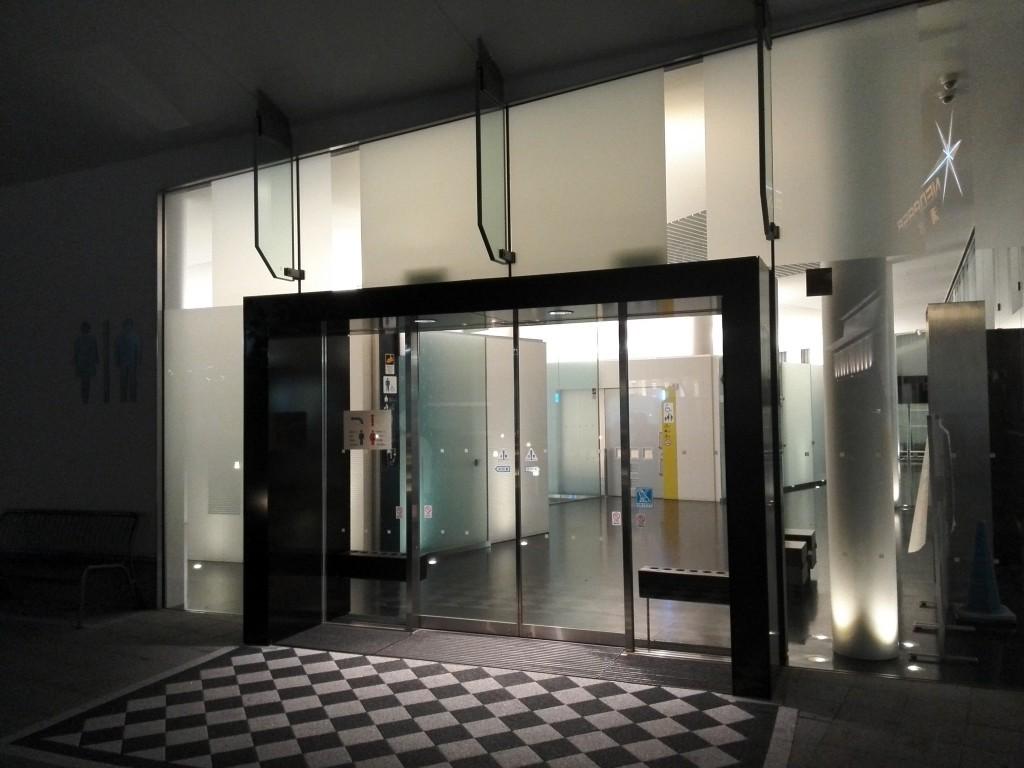 新東名 清水下りサービスエリア トイレ