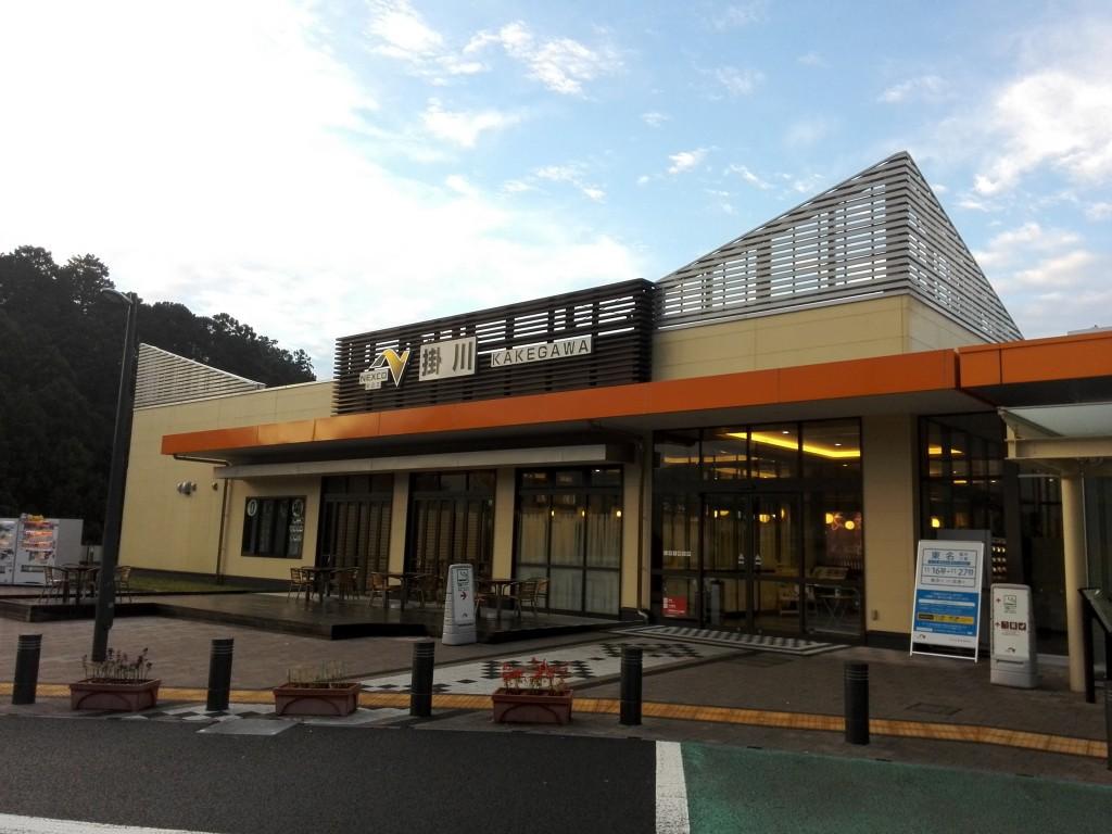 新東名 掛川下りサービスエリア