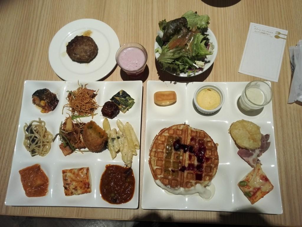 ららぽーと富士見 彩の国レストラン