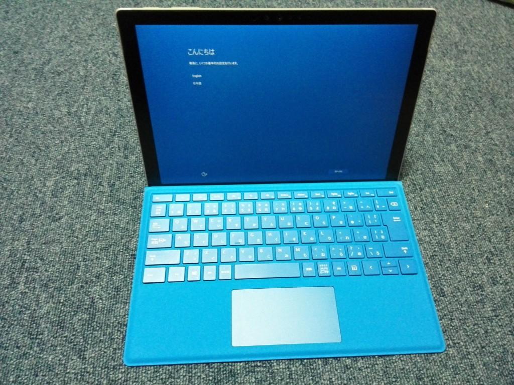 マイクロソフト Surface Pro 4+キーボード