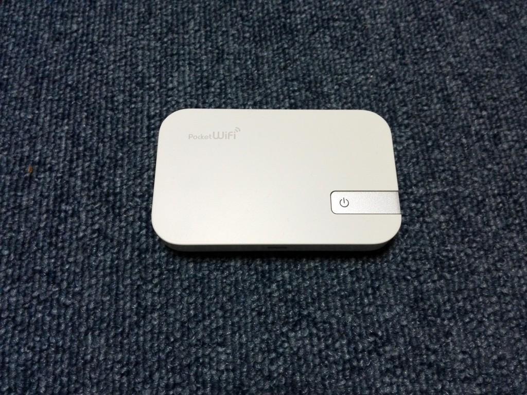 ワイモバイル Pocket Wifi