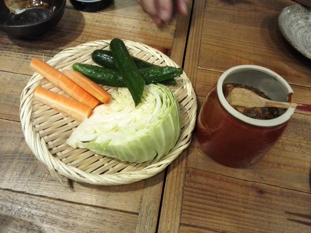 塚田農場 味噌