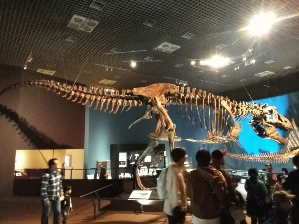 恐竜博2016 ティラノサウルス