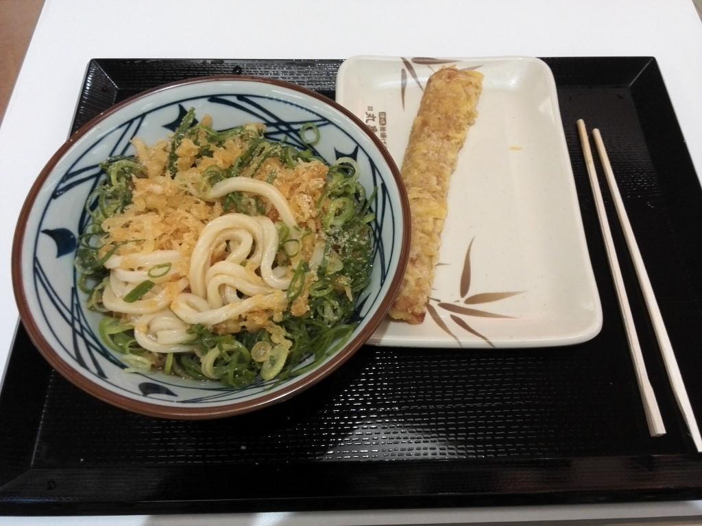 トリドール 丸亀製麺 うどん