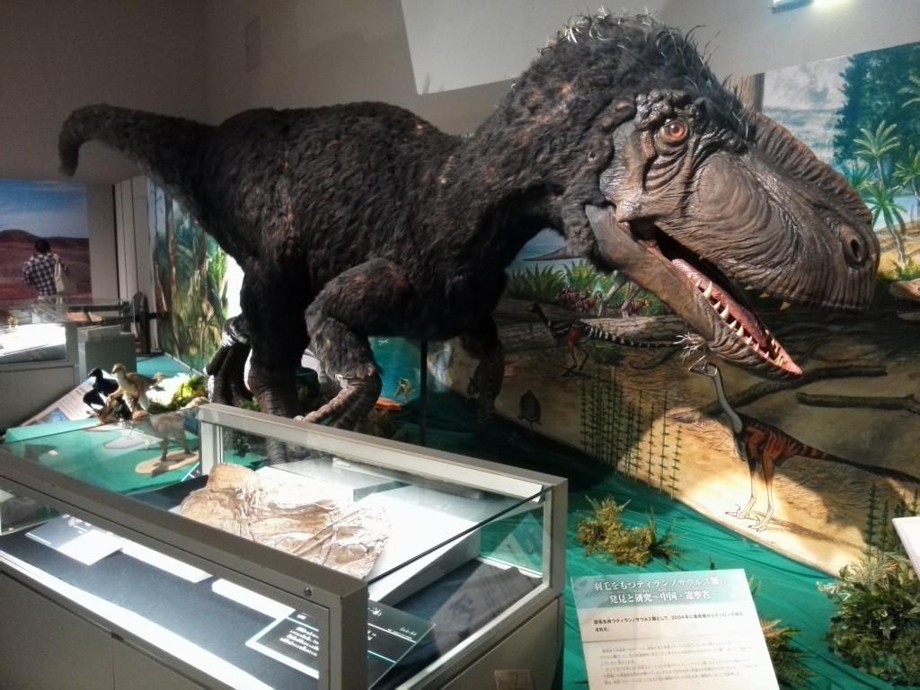群馬県立自然史博物館 開館20周年記念展『超肉食恐竜 T.rex』