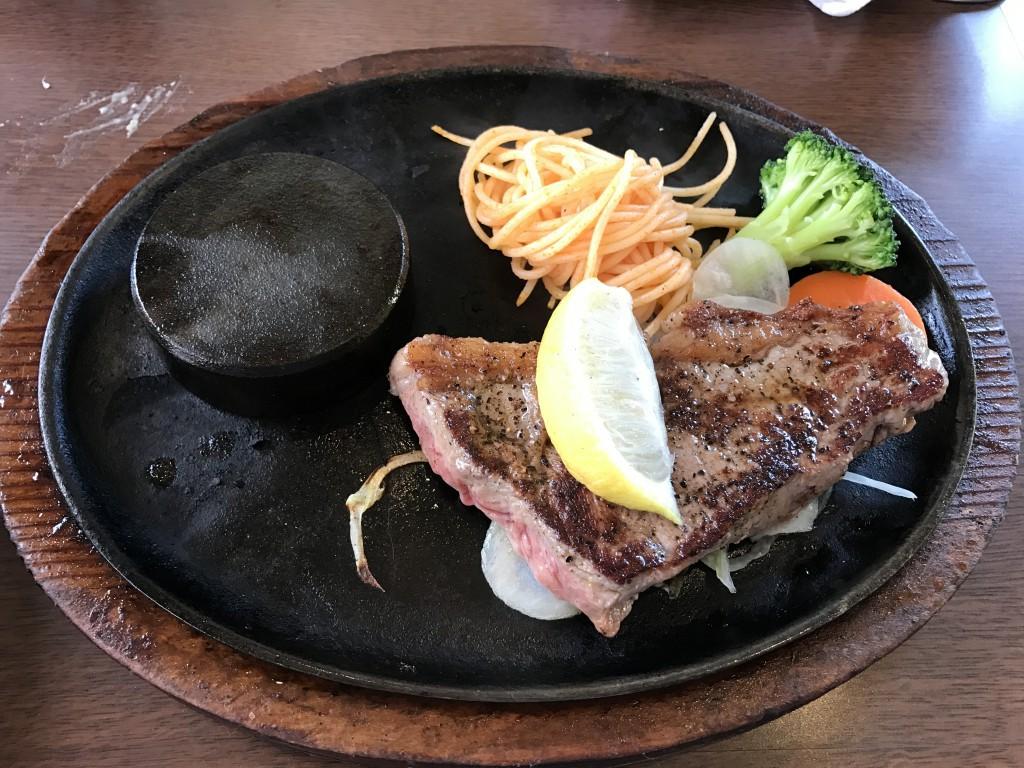 ステーキのあさくま オーストラリア産サーロインステーキ 120g