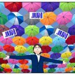 2017年6月株主優待銘柄を選定!梅雨にも負けない優良銘柄をゲット!