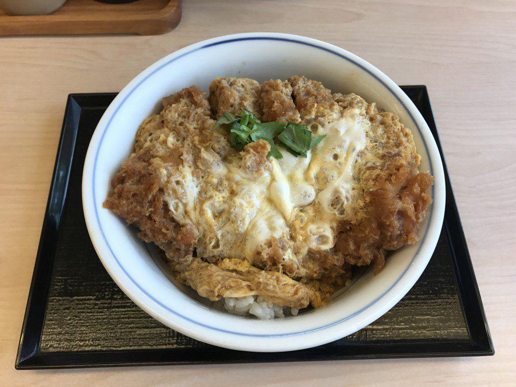 かつや カツ丼(竹)