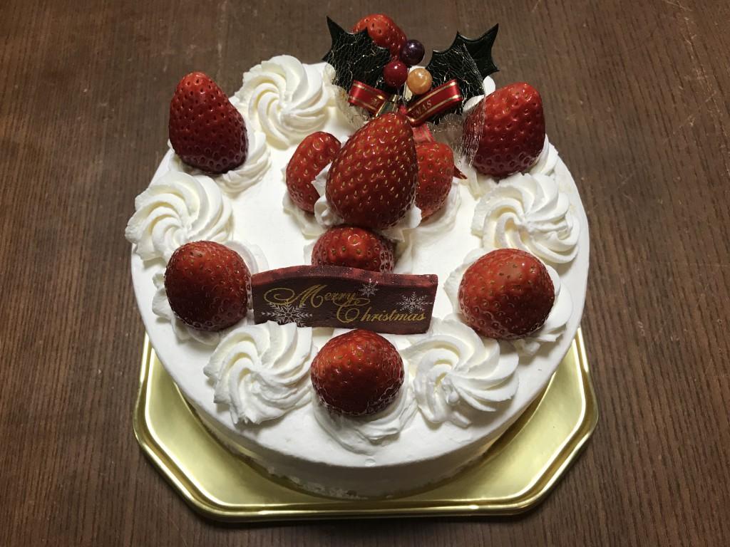 新宿高野 クリスマスケーキ