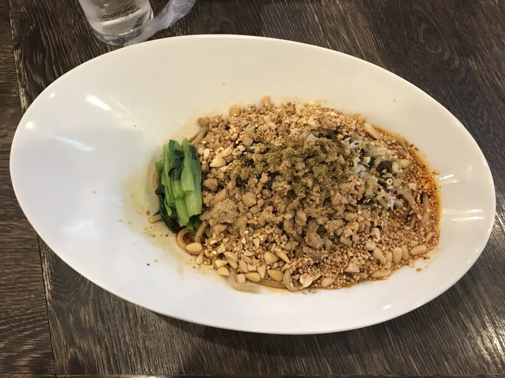 雲林坊(ユンリンボウ)汁なし担々麺