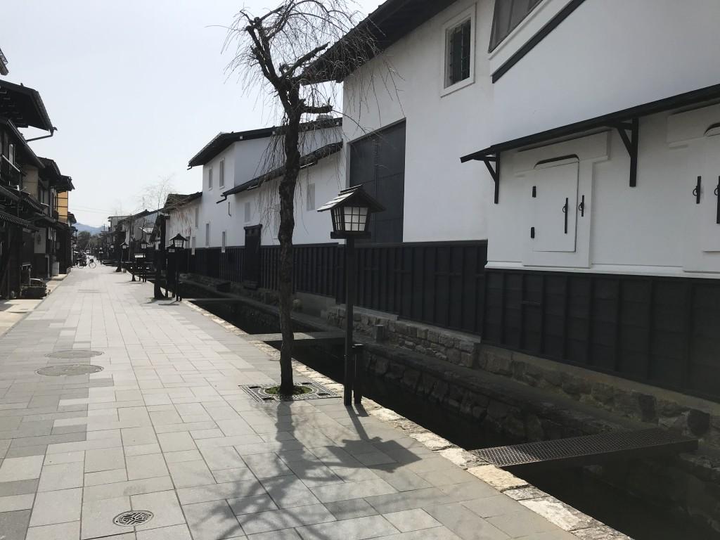 飛騨古川 古い町並み