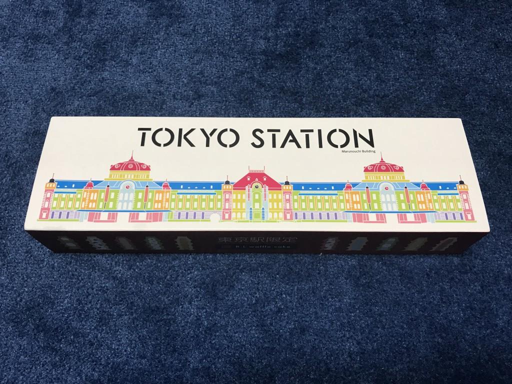 ワッフルケーキの店R.L 東京駅限定パッケージ