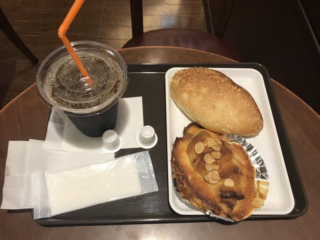 サンマルクカフェ ランチ