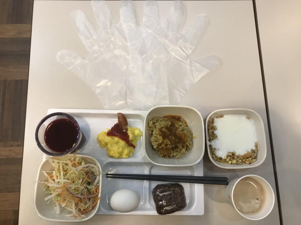コンフォートホテル東京東日本橋 朝食