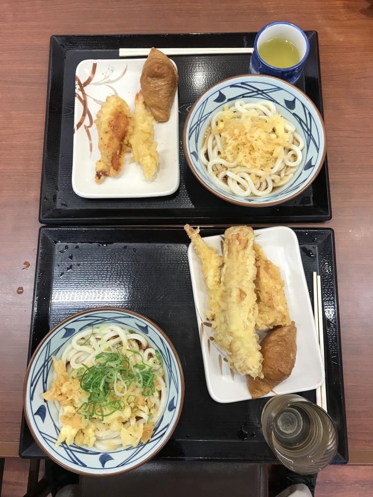 丸亀製麺 創業感謝セット