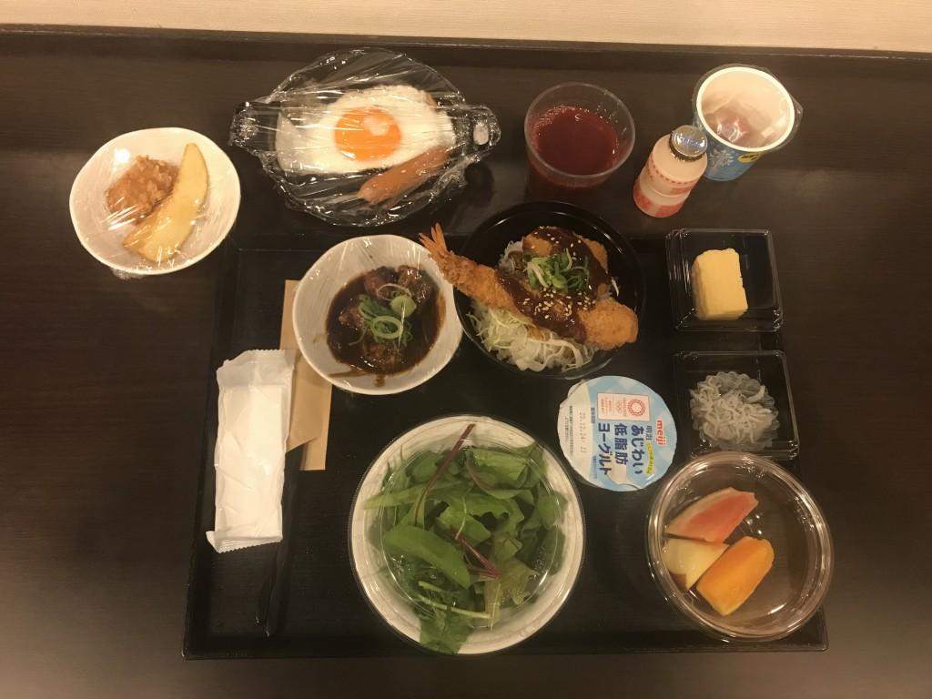 ドーミーイン三河安城 朝食