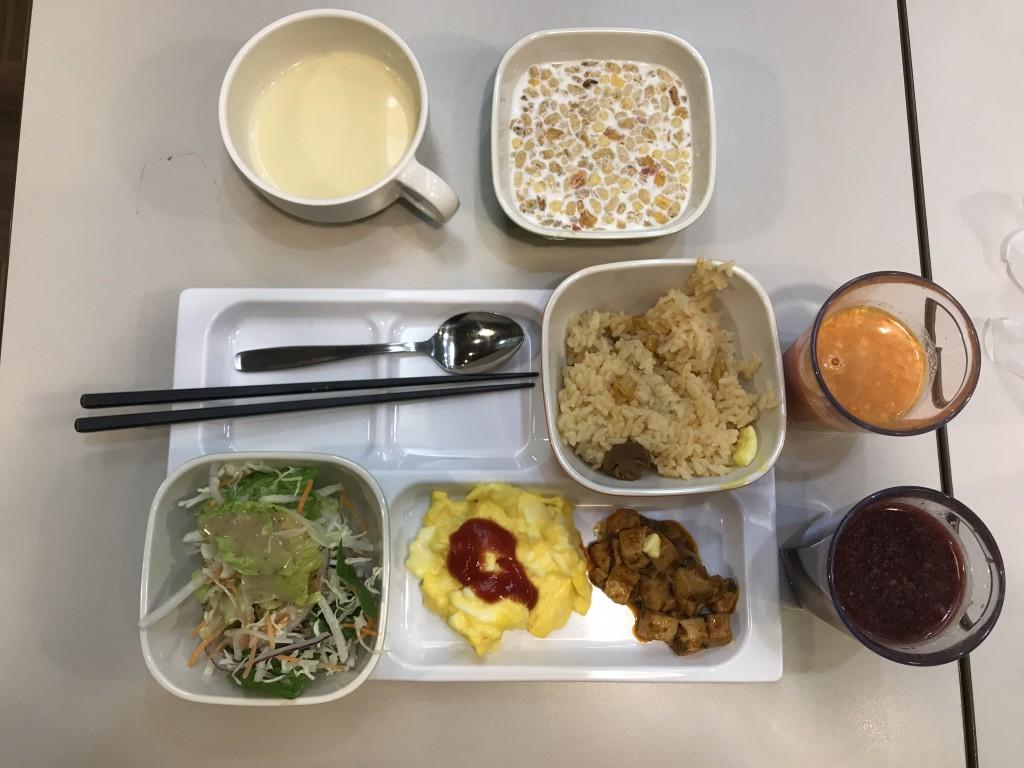 グリーンズ コンフォートホテル東京東日本橋 朝食